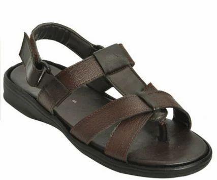 306653fb3 Mens Classy Sandal - Impakto Black Beige Men Classy Sandal Slipper Retailer  from Kolkata