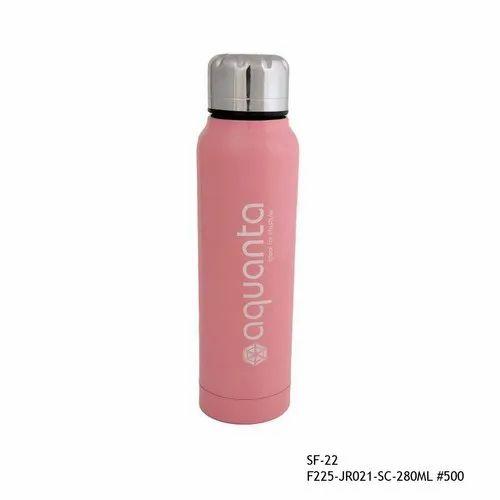 Stainless Steel Vacuum Flask-SF-22-JR-021-280ml-Blue