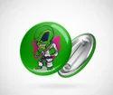Alien karate Badges