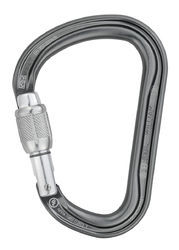 Petzl William Screw Lock Carabiner