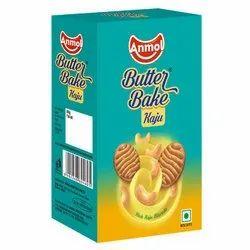 Anmol Butter Bake Kaju Biscuits, Eggless: Yes, Packaging Type: Box