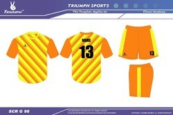 World Soccer Uniform