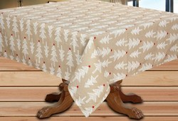 Printed Xmas Table cover