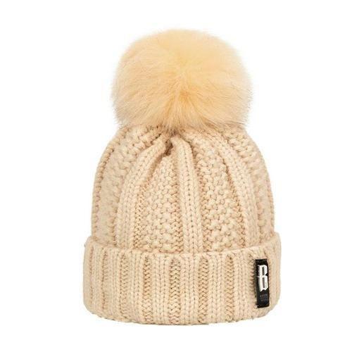 YUJ Multi Colors Women Pom Poms Winter Hat 37317c357e0