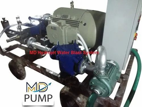 10000 PSI Hydro Jetting Pump System