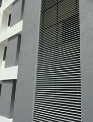 Apartment Ventilation Air Louvers
