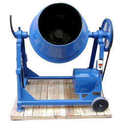 Motorized Laboratory Concrete Mixer
