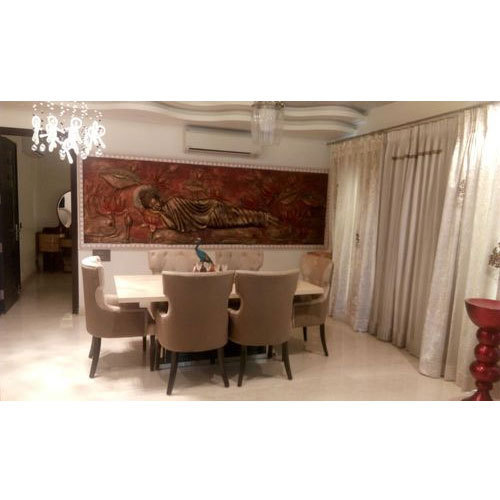 Drawing Room Interior Decoration Service In Sector 52