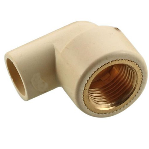 Cpvc Pipe Fitting Cpvc Brass Elbow Manufacturer From