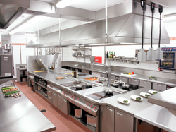 Commercial Kitchen Designing, Restaurant Interior