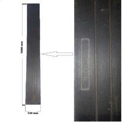 Grooved Rubber Sole Plate RT- 1270 (1mtr Long)