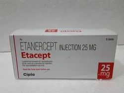 ETANERCEPT INJECTION 25 MG