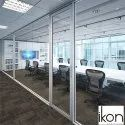 Aluminium Office Door