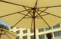 Wooden Umbrellas