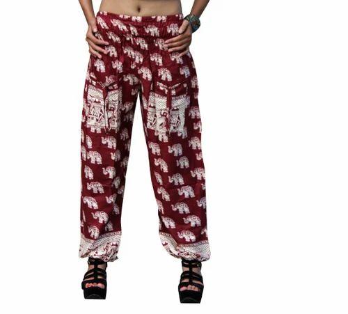 8949c3fde97d5 Regular Fit Casual Wear Indian Harem Unisex Yoga Pants, Rs 260 ...