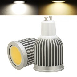 White Crome COB Spot Light