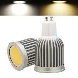 White Crome COB Spot Light