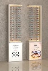 Eyewear Display Wall Mount