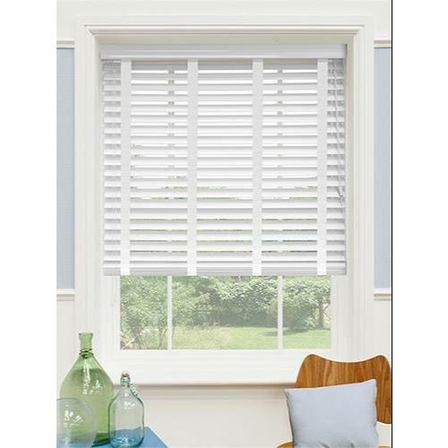 Vertical PVC White Window Blinds for Office