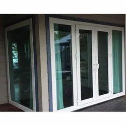 UPVC Combination Door, Exterior, 8 to 10 mm
