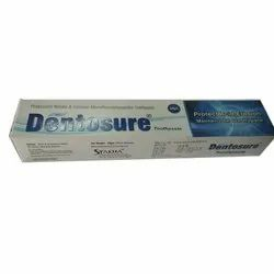 Stadia White Fresh Dentosure Sensitivity Toothpaste, Packaging Size: 50 Gm