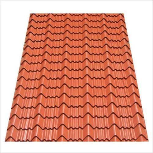 Steel Stainless Steel Mangalore Tile Roofing Sheets Rs