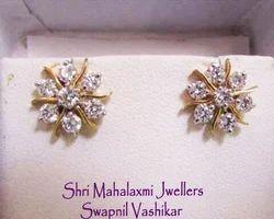 Bridal Wear Real Diamond Tops