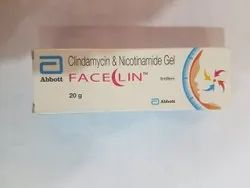 Clindamycin And Nicotinamide Gel