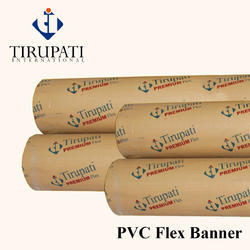 only material PVC Flex Banner