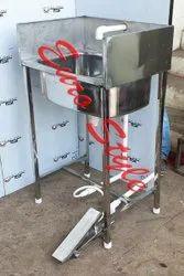 Pedal Type Washbasin