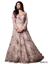005547e080 Black Long Dress, Party, Wedding, Western, Formal Wear   Shilpz ...