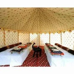 Printed Polyester Canvas Marriage Tent