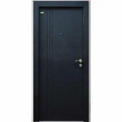 Wooden Fancy Door, Height: 6-7 Feet