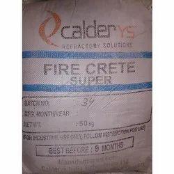 Firecrete Super Castable, Packaging Type: Plastic Sacks, Packaging Size: 50 Kg