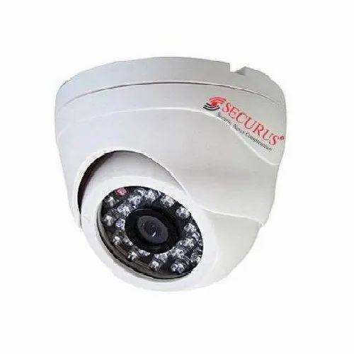 2 MP Day & Night Securus IR Dome Camera, Model Name/Number: SS-1500DE