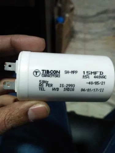 Capacitors All Types
