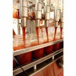 Sauce Filling Machine