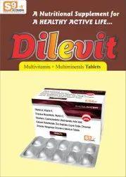 Dilevit Multivitamin Tablet