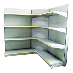 Corner Display Rack