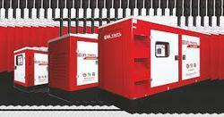 Low Noise Diesel Generator