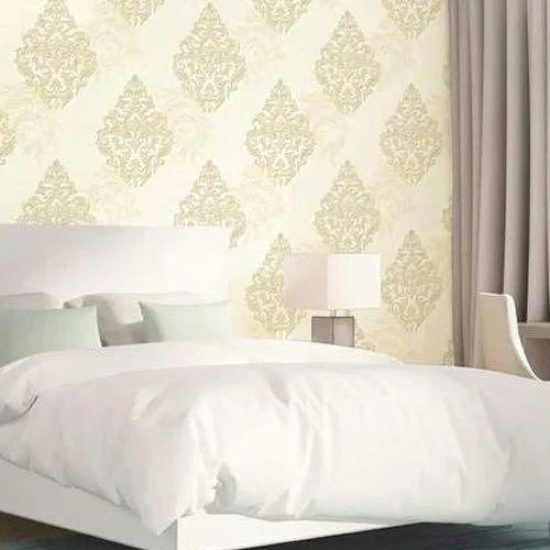 Home Decor 3D PVC Wallpaper, 3d Pvc Wallpaper - Wall Designs, New ...