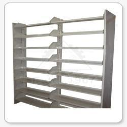Single Sided Library Rack