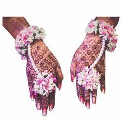 Bridal Floral Hathphool