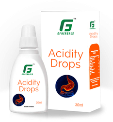 Acidity Drop, Packaging Size: 30mL