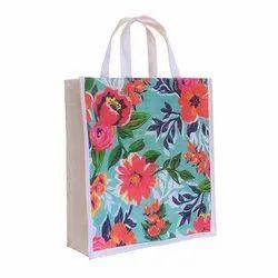 4-5 Days Jute Fabric Offset Printing Services, Pan India