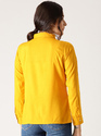 Mustard Solid Shirt
