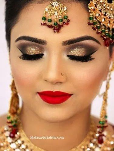 Muslim Wedding Makeup
