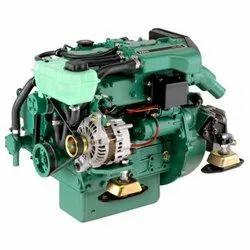 Volvo Penta Diesel Engine  Repair Service