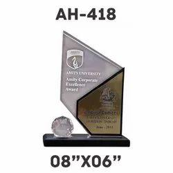AH - 418 Acrylic Trophy