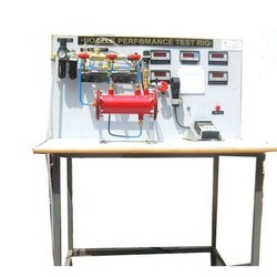 Nozzle Pressure Distribution Test Rig